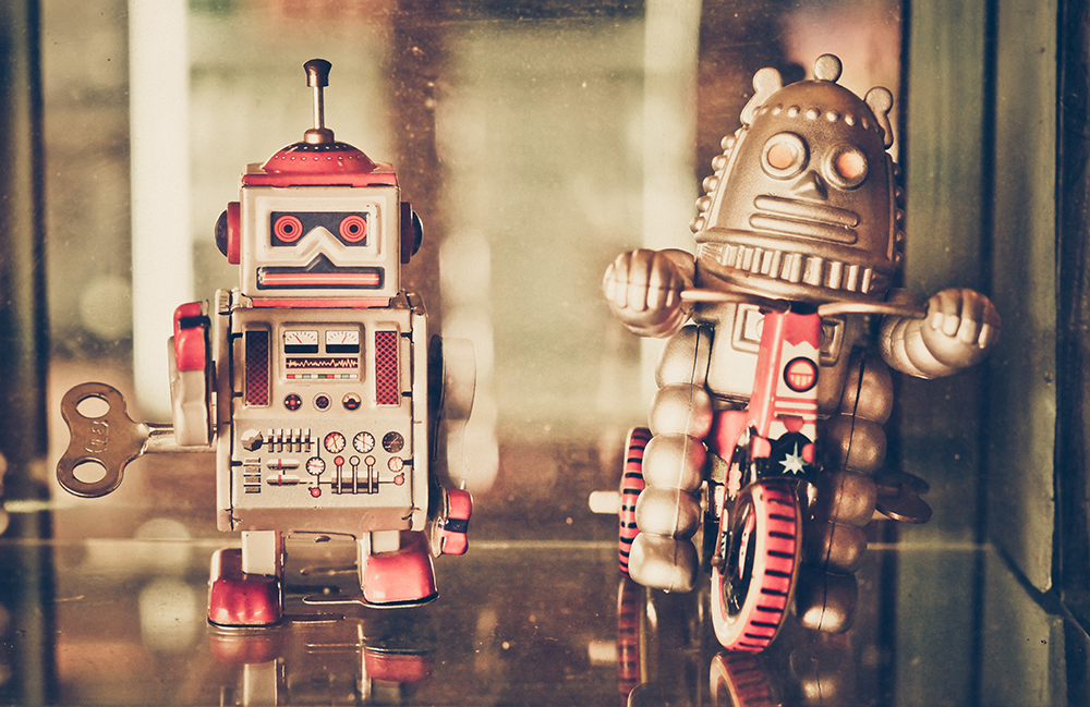 Robots Throttle Media